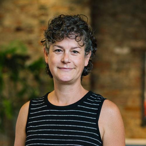 Platt team member Kristine Barbour