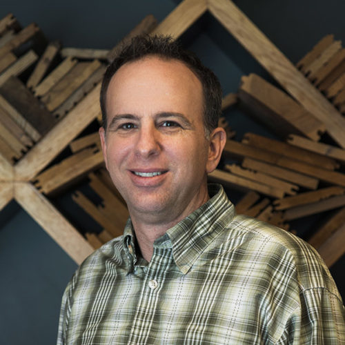 Platt team member Todd Brinkman