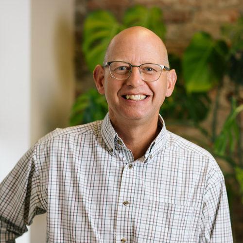 Platt team member Bill Pauer